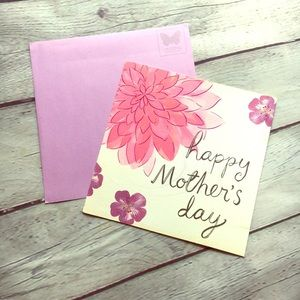 5/$15 Happy Mother's Day Mom Greeting Card
